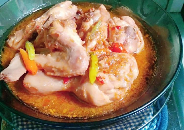 ☀️Semur Ayam Extra Pedas☀️