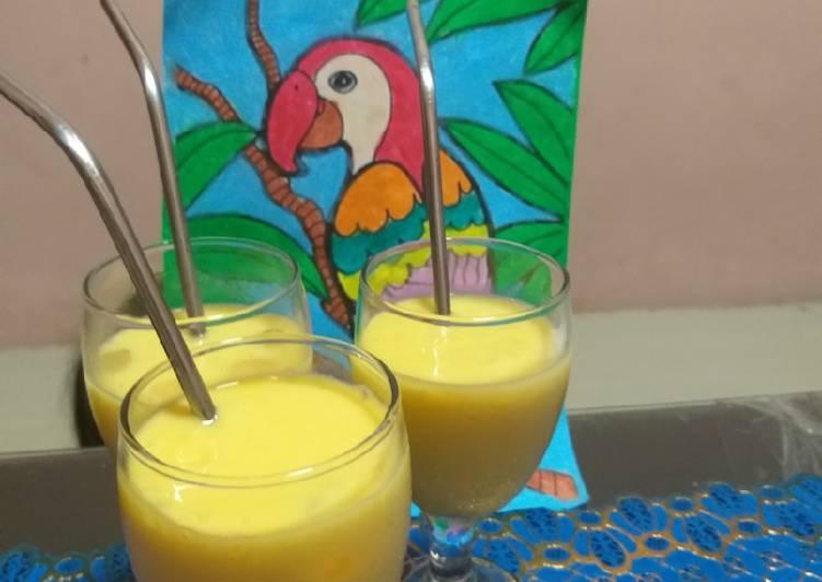 Langkah Mudah untuk Menyiapkan Juice mangga yang Menggugah Selera