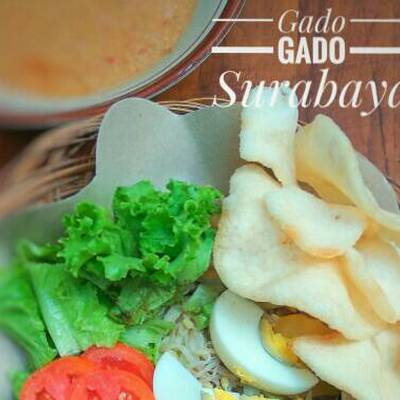 Resep Gado Gado Surabaya Oleh Anindiyah Alfera Cookpad