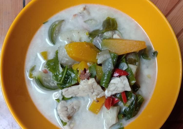 Resep Sayur Lodeh 10 Rupa oleh Inoongky - Cookpad