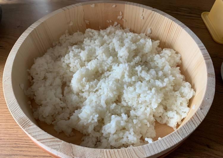 Recette Des Riz à sushi