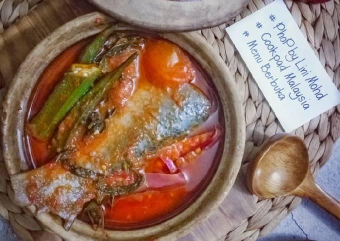 Asam Pedas Ikan Susu #PhoPbyLiniMohd