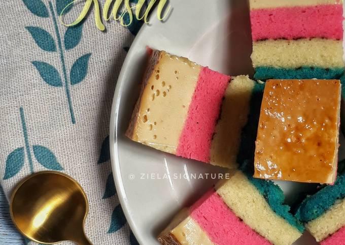 Kek Karamel Alunan Kasih