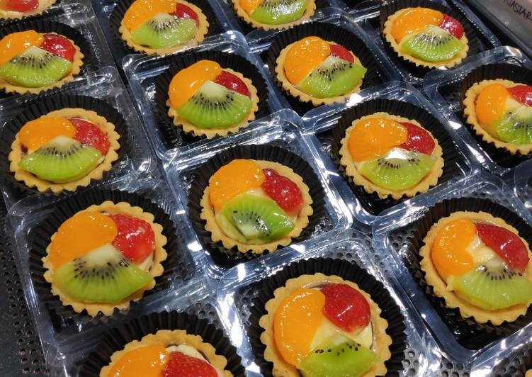 Resep Fruit pie Paling Top