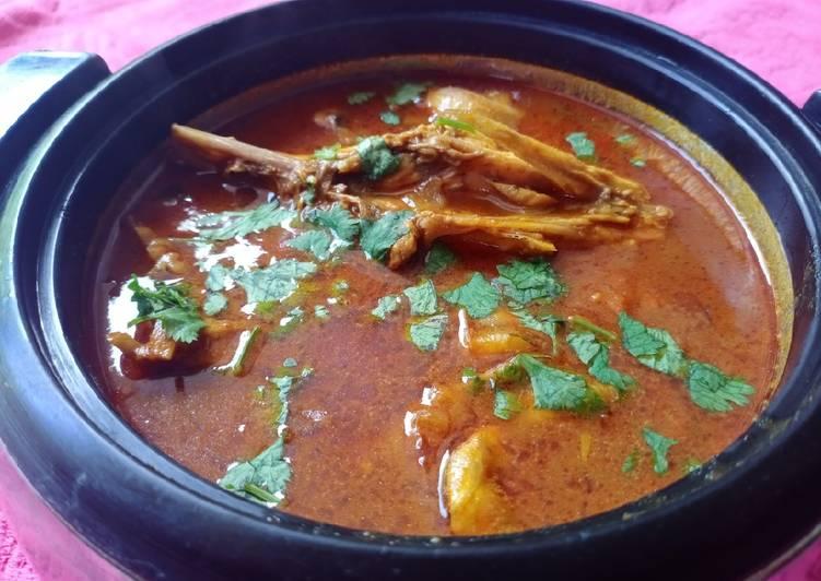 Step-by-Step Guide to Make Homemade Seer fish head mango curry(vanjiram thalai maangaai kulambu)