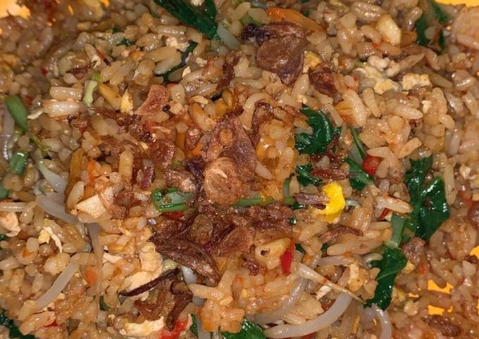 Nasi goreng jawa (ALA SURABAYA)