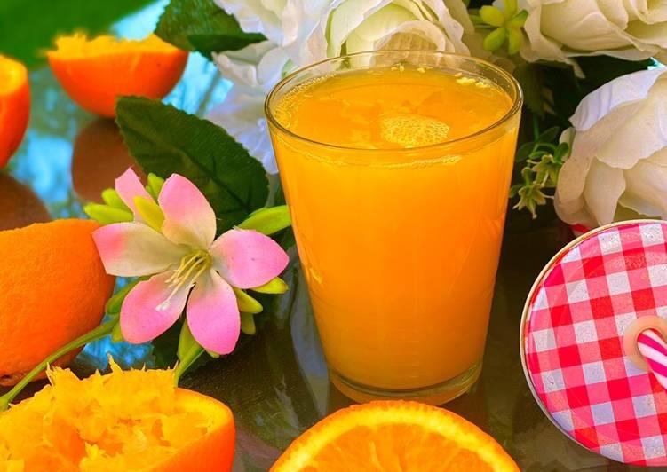 Quick and Easy Orange Juice