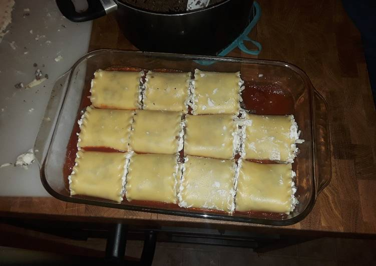 Lasagna roll ups, Coconut Oil Is Really A Great Product And Can In Addition Be Beneficial For Your Health
