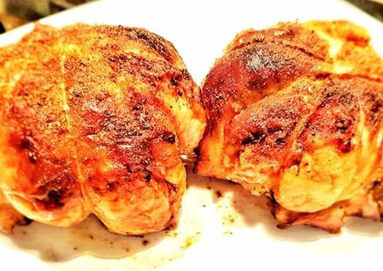 Steps to Prepare Ultimate Stuffed Chicken Breast