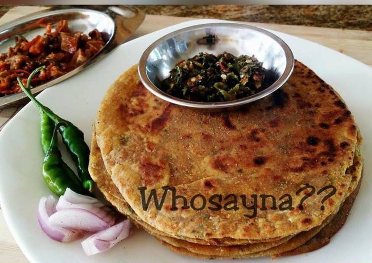 Step-by-Step Guide to Make Award-winning Whosayna's Thepla