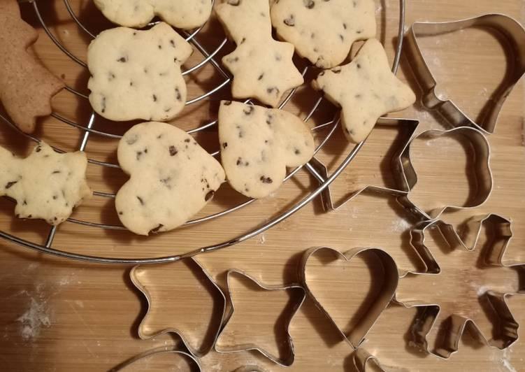 Biscotti al cioccolato golosi