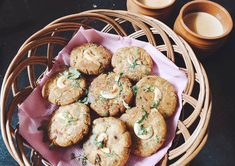 Sweet potato cutlets