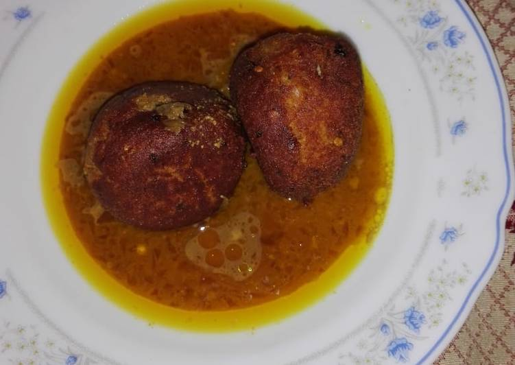 Step-by-Step Guide to Make Top-Rated Nargisi kofta