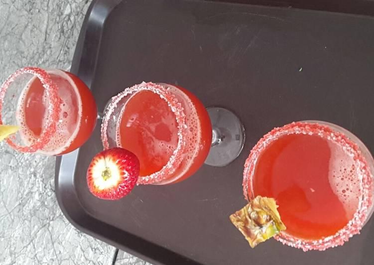 Cocktail trés facille
