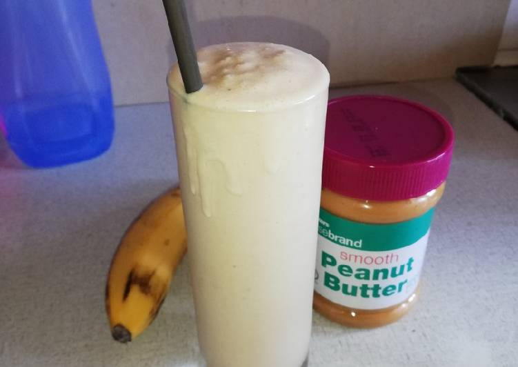 Simple Way to Prepare Any-night-of-the-week Brunch smoothie � and 🥜 butter