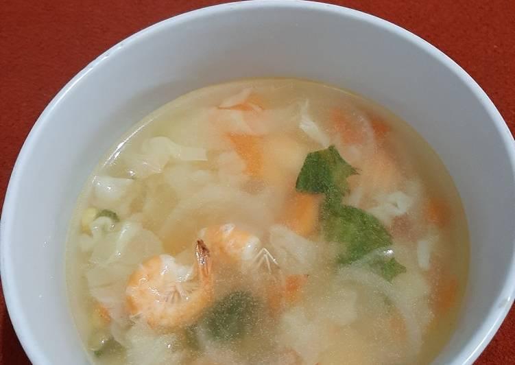 Sup udang