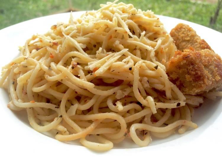 Spaghetti Aglio E Alio