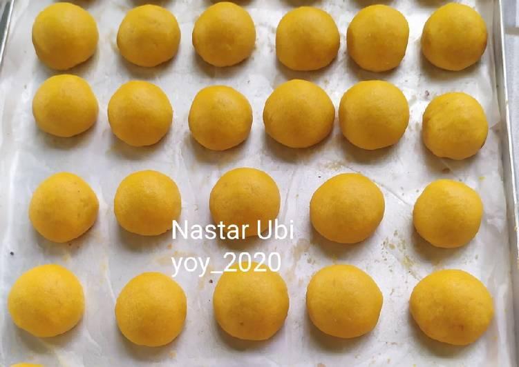 Nastar ubi lembut - cookandrecipe.com