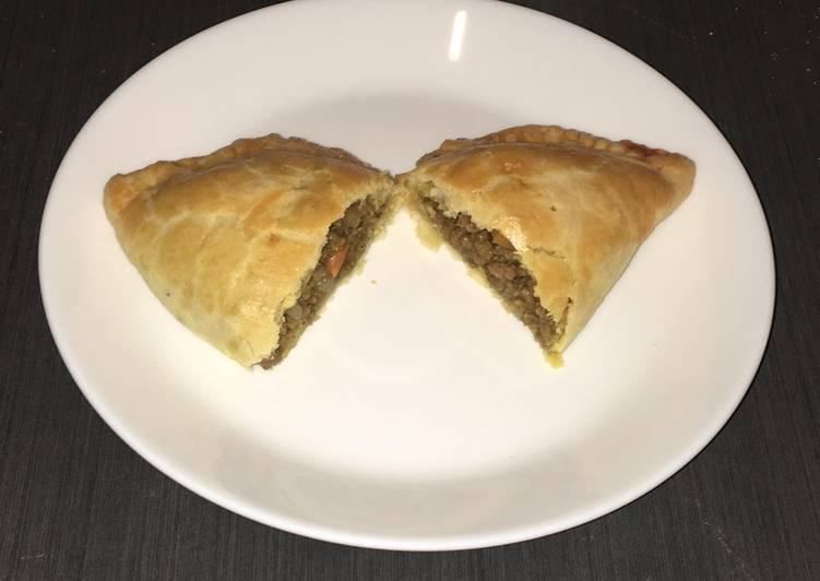 Easiest Way to Make Tasty Meat Pie