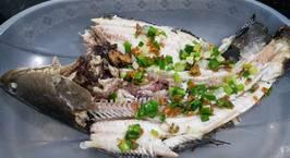Hình ảnh món Cá Lóc Bung Muối Sả