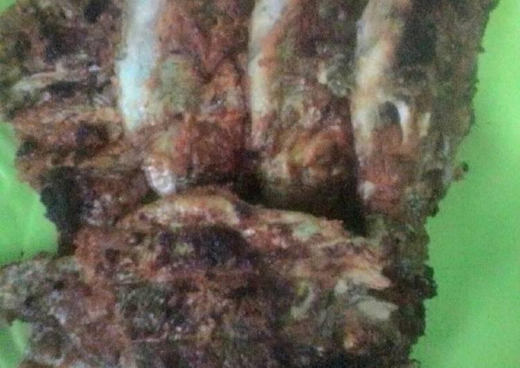 Cara Gampang Menyiapkan Ikan bakar nila ala padang #bikinramadanberkesan#1, Bikin Ngiler