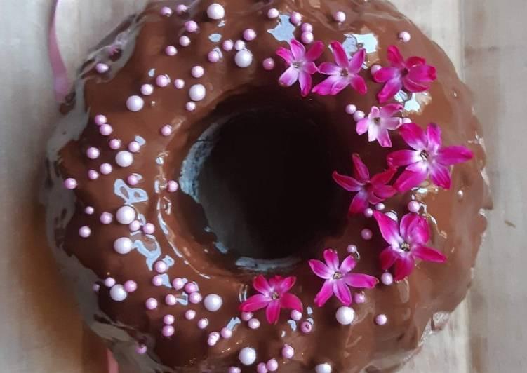 Ricetta Bund cake al cioccolato