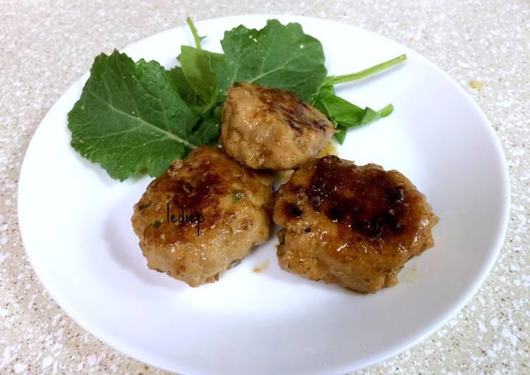 Chicken Teriyaki Ball