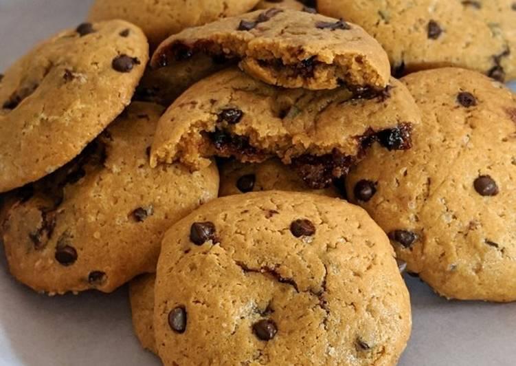 Resep Soft Cookies Gula Palem yang Menggugah Selera