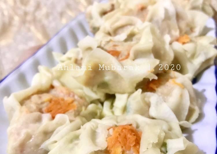 Dimsum Ayam + Udang