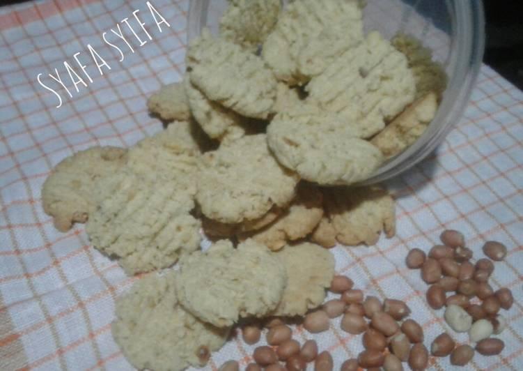 Duo nuts crunchy cookies