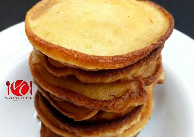 Simple Way to Make Award-winning Fluffy Pancake