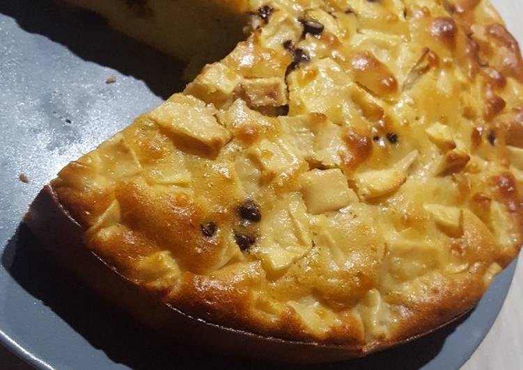 Gâteau express Pommes Pépites