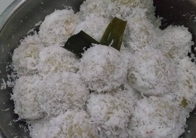 Kue klepon - cookandrecipe.com