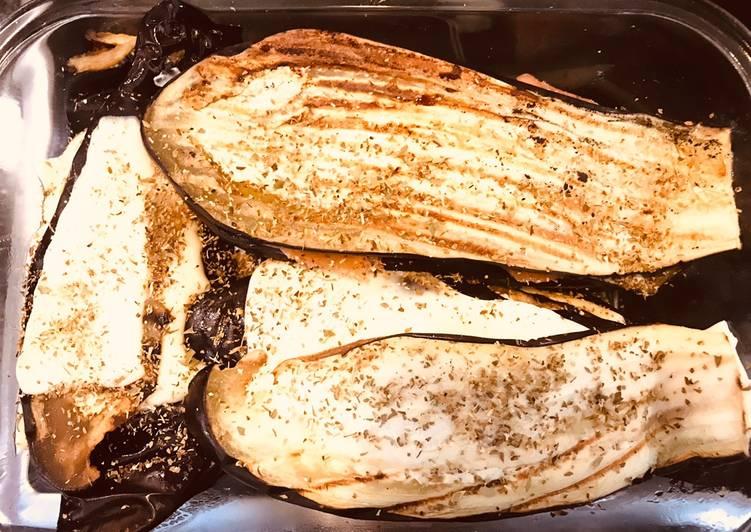 La Recette Pas à Pas Lasagne d'aubergines sans four