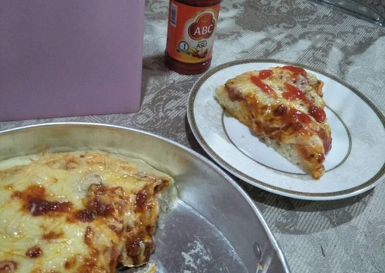 Pizza super simpel
