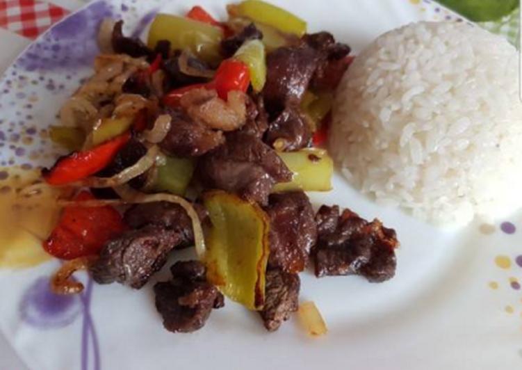 мясо по тайски рецепт с пошаговым фото этот
