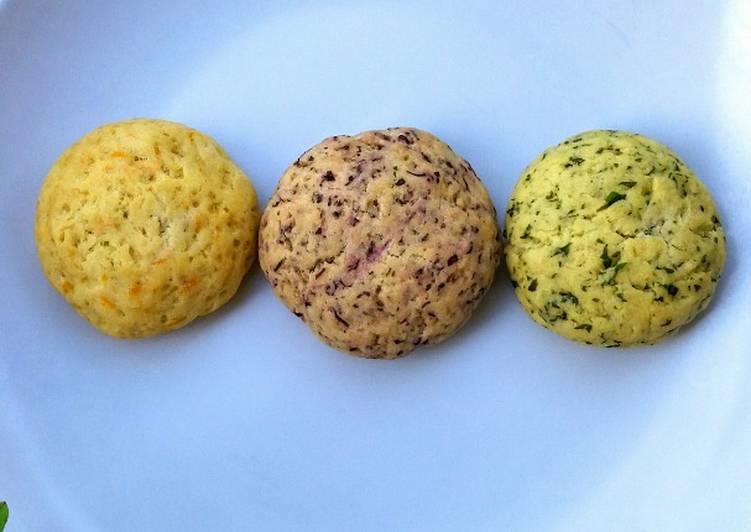 Choco Veggie Cookies