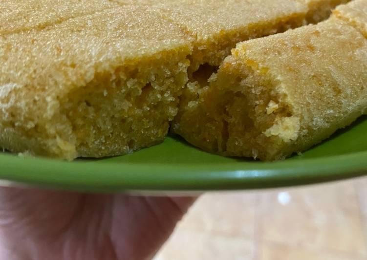Carrot Cake Kukus