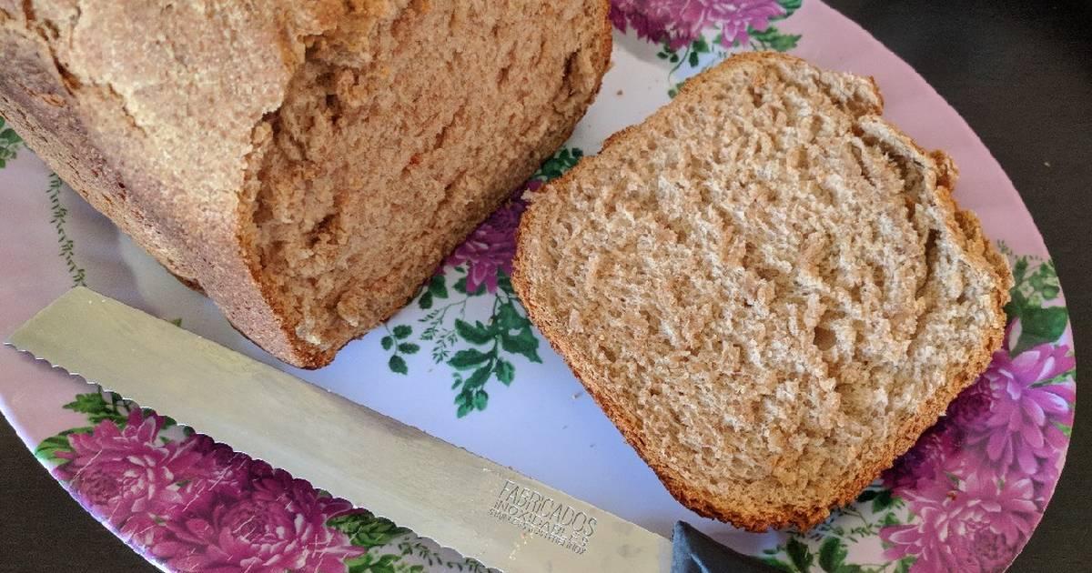 Élesztő nélküli kenyér receptek kenyérsütő géphez