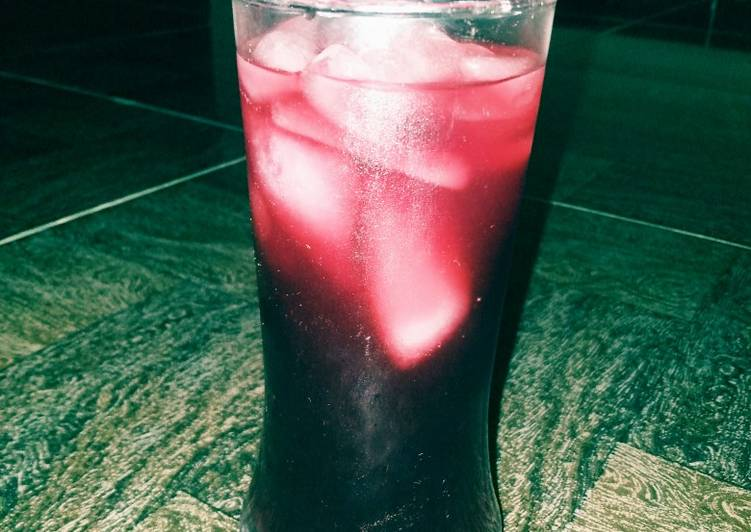 Easiest Way to Prepare Tasty Cocktail zobo