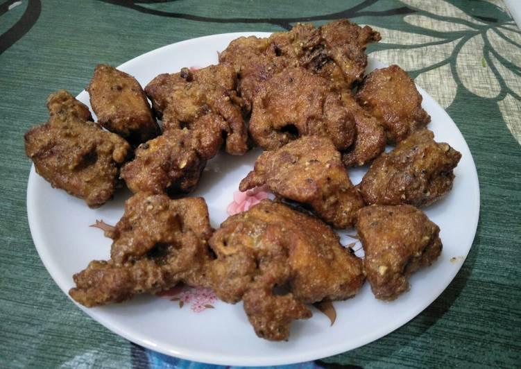 Chicken pokora - Laurie G Edwards