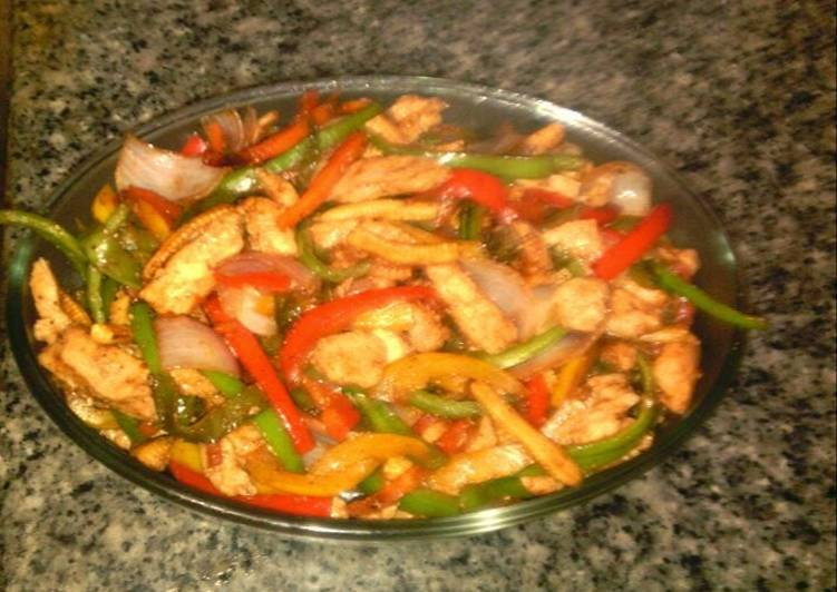 What are some Dinner Ideas Any Night Of The Week Mixed stir fry