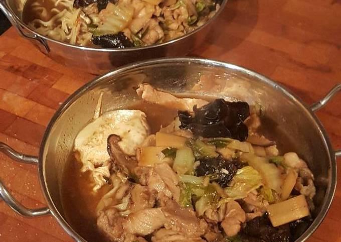 Steps to Make Gordon Ramsay Stir-fry Noodle Soup