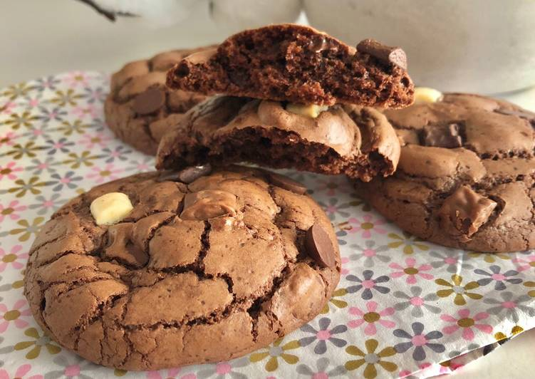 Recette: Outrageous cookies �