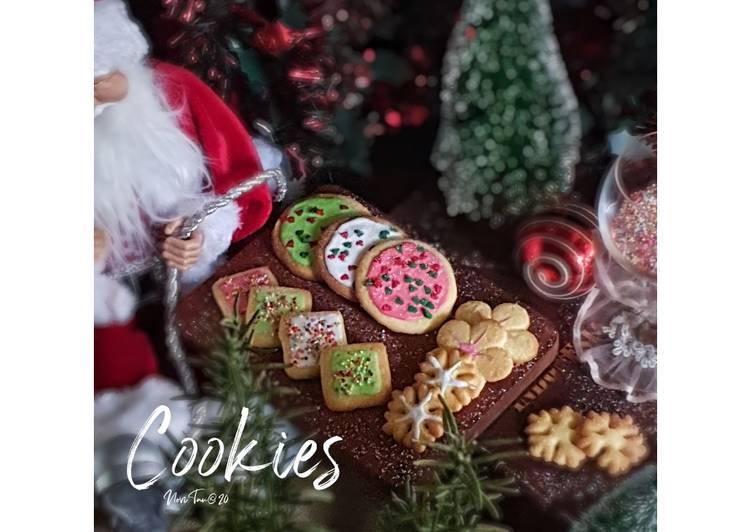 295. Christmas Cookies | 圣诞饼干