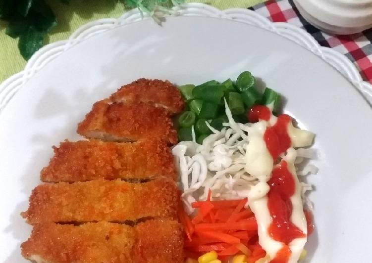 157. Chicken Katsu Renyah ala Hokben