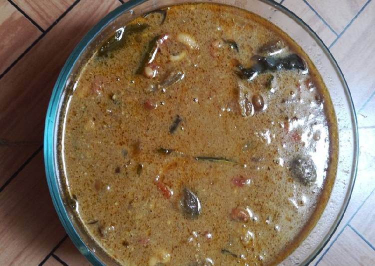 How to Make Ultimate Lobia brinjal curry