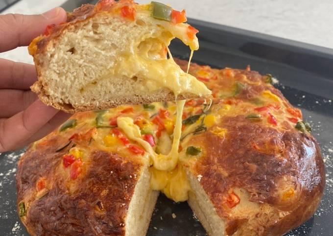 Recipe: Delicious Cheese Bread