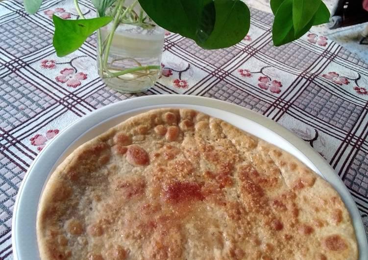 Caramel Paratha