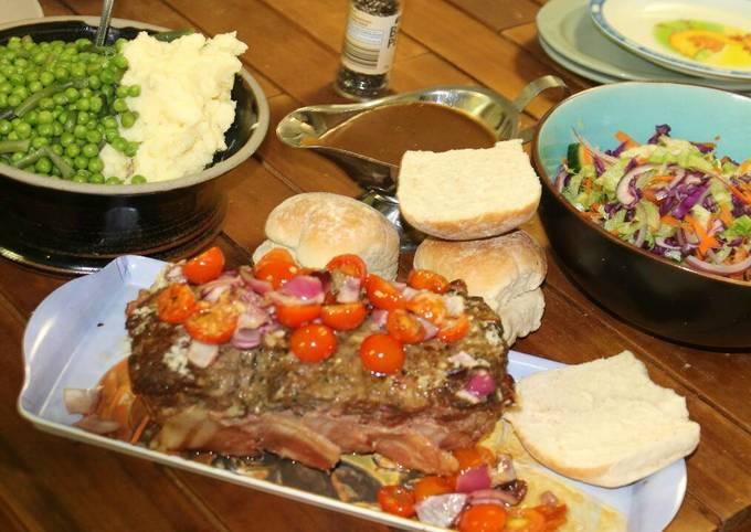 Mediterranean meatfloaf